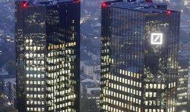 Dopady restrukturalizace: Deutsche Bank je ve ztrátě 3,15 miliardy eur
