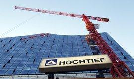 Stavební firma Hochtief, ilustrační foto
