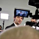 Prezidentský kandidát Marek Hilšer je zklamaný účastí ve volbách, očekával více lidí