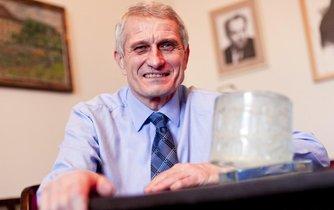 Profesor Jiří Raboch