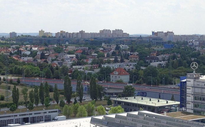 Praha Chodov