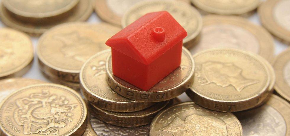 Hypoteční sazby - ilustrační foto