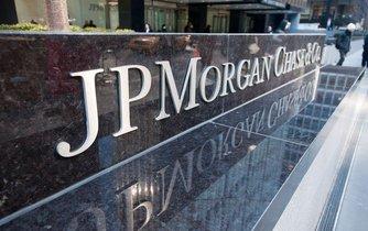 Banka JPMorgan investuje 20 miliard dolraů