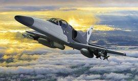 Nový bojový letoun FA-259 Striker od Aero Vodochody