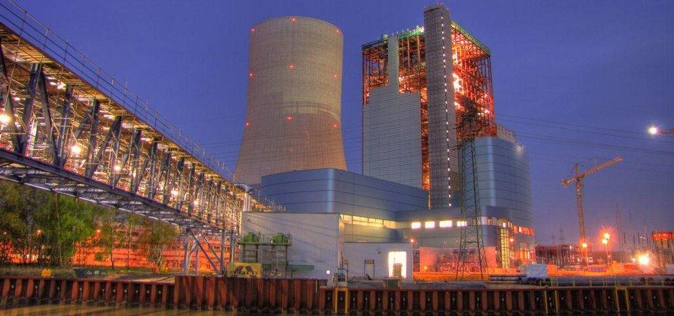 Elektrárna společnosti E.ON