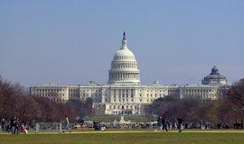 Capitol Hill, sídlo amerického Kongresu