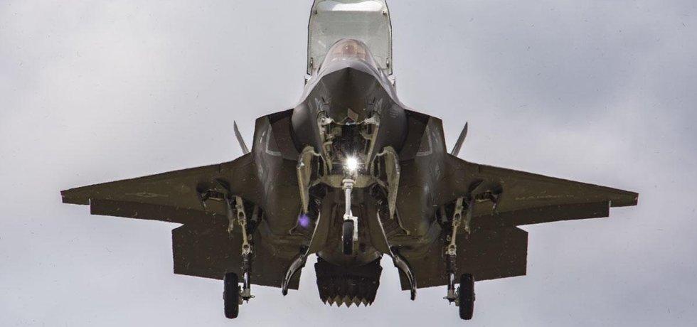 Letoun F-35 amerického výrobce Lockheed Martin možná bude součástí i německé výzbroje