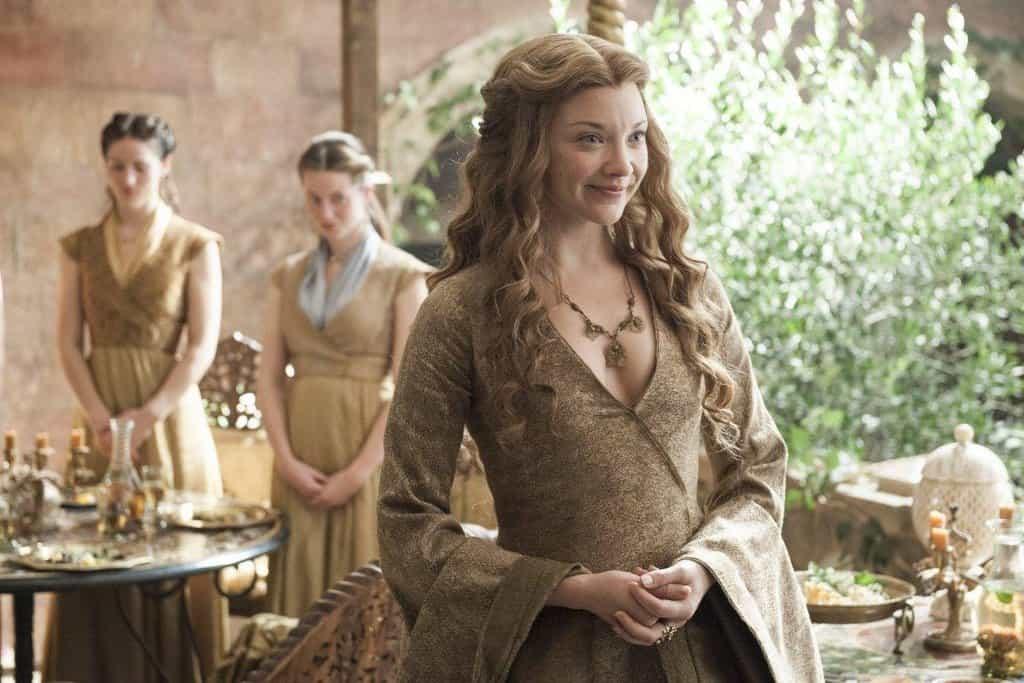 Margaery Tyrell - mrtvá