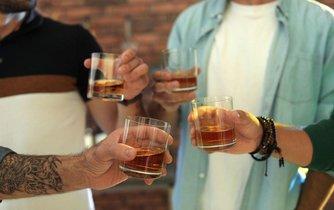 Alkohol - ilustrační foto