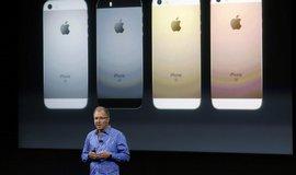 Představení telefonu iPhone SE