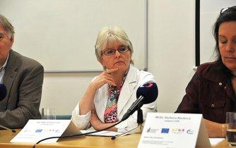Bývalá ředitelka Státního zdravotního ústavu Jitka Sosnovcová