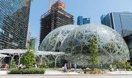 Centrála Amazonu v Seattlu, ilustrační foto