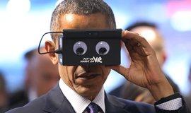 3D kamera, která podojí krávu, zaujala i prezidenta Obamu