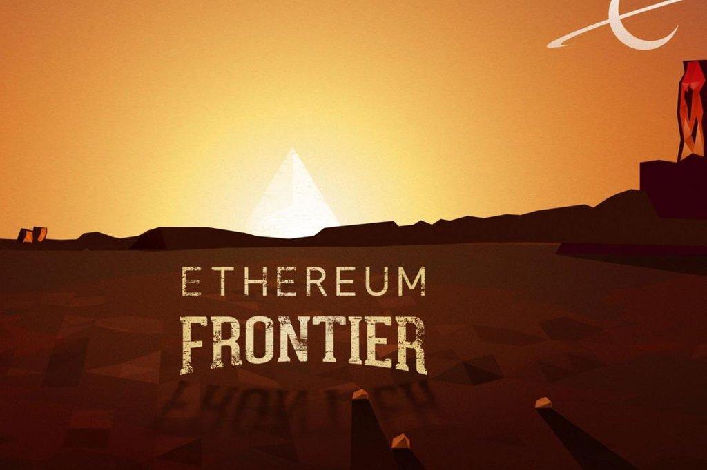 Virtuální měna ethereum.