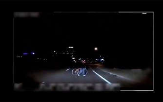 Záznam smrtelné nehody autonomního vozu