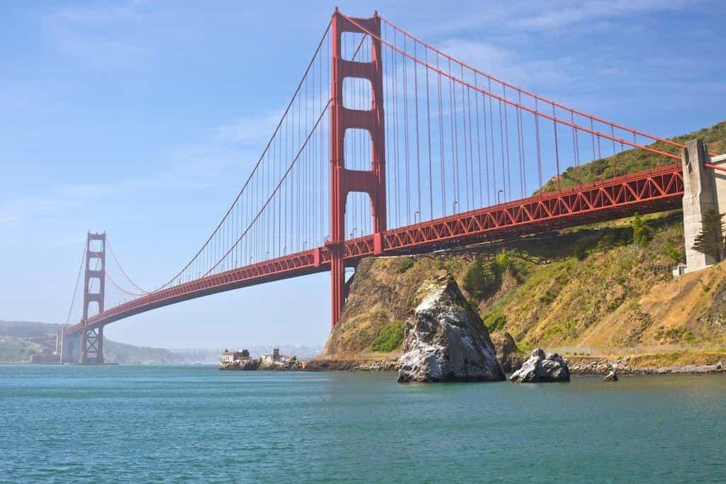 Golden Gate Bridge slaví výročí. Symbol San Franciska byl otevřen před 81 lety