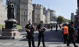 Britská policie, ilustrační foto