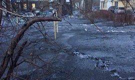 Pryč od ekologické katastrofy. Obyvatelé sibiřského města s černým sněhem usilují o azyl v Kanadě