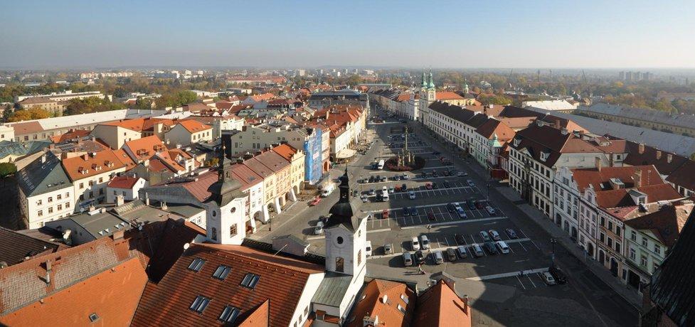 Hradec Králové, ilustrační foto