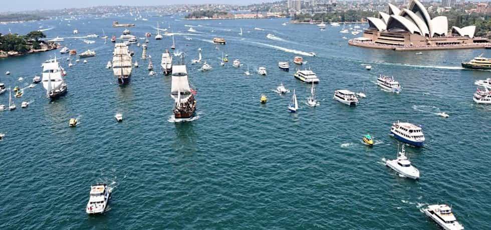 Austrálie, Sydney, ilustrační foto