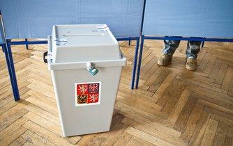 Obsah volebních uren by podle průzkumu tvořily v průměru z 15 procent lístky bolševické KSČM