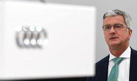 Zadržený šéf Audi Rupert Stadler