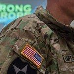 Americký voják, ilustrační foto