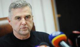 Slovenský policejní prezident Tibor Gašpar skončí ve funkci 31. května