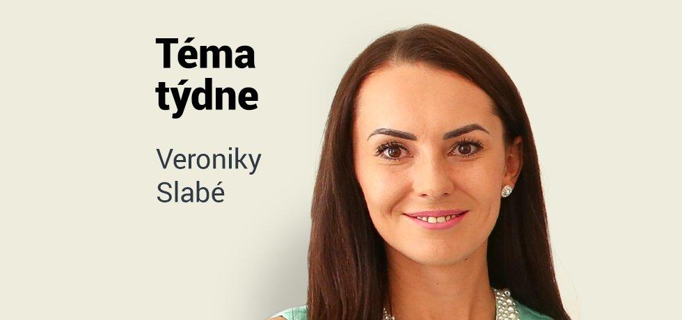 Veronika Slabá, členka představenstva Miss Events a.s.