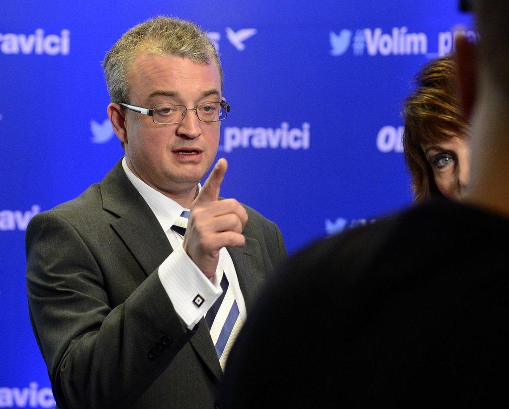 Poslanec ODS Marek Benda se pokusil snížit vysoký kapitálový požadavek na poskytovatele spotřebitelských půjček z 20 milionů korun na 15.