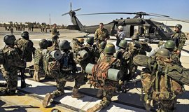 Americká armáda, ilustrační foto