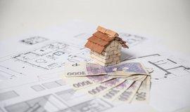 Zájem o hypotéky klesá. Průměrná sazba se snížila na 2,68 procenta