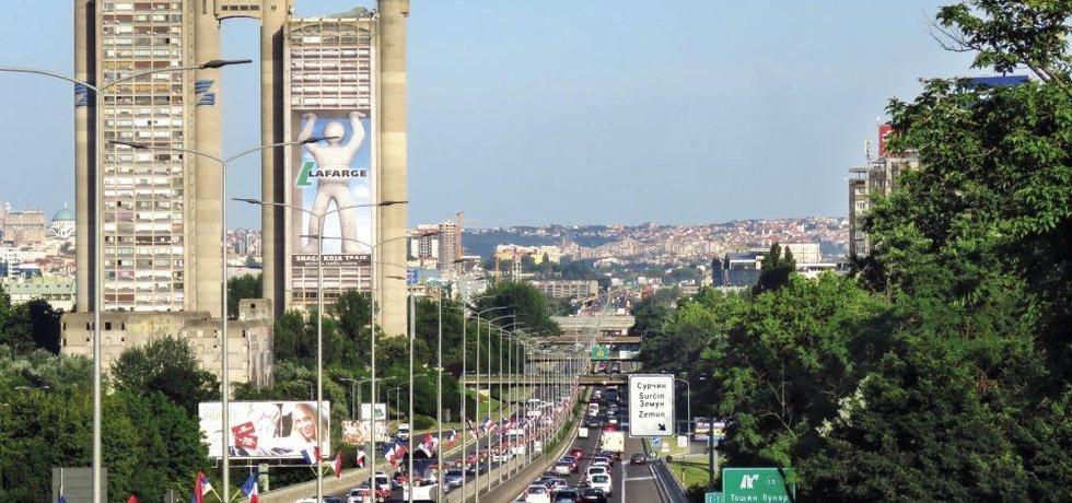 Rychlejší spojení z Bělehradu na hranice s Bosnou a Hercegovinou by měl umožnit další plánovaný úsek dálniční sítě