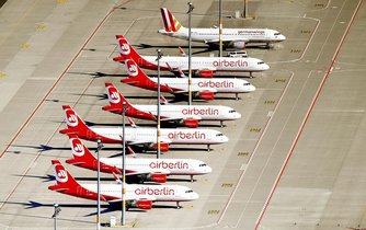 Letadla Air Berlin