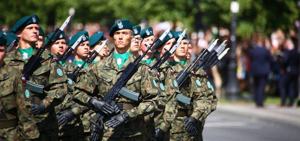 Poláci ve zbroji