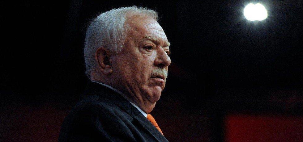 Vídeňský starosta Michael Häupl