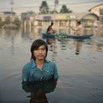 Některá místa v Thajsku už téměř přestávají být obyvatelná.