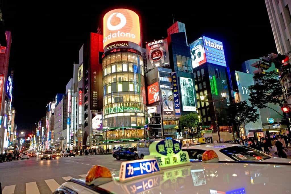 3. Tokio (Japonsko). UHNWI (2016): 6 040; změna: +17,5 %