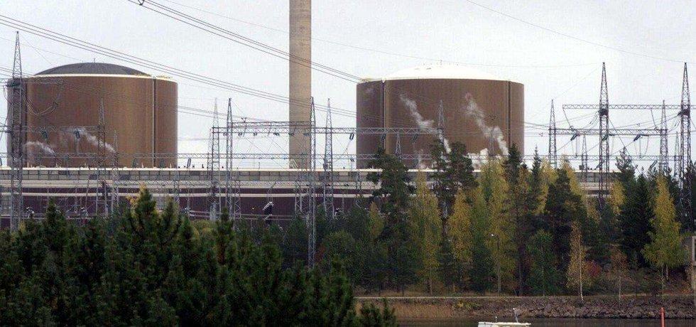 Finská jaderná elektrárna Loviisa