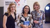Zleva: Gabriela Koukalová, Hana Papežová, Michaela Lízlerová