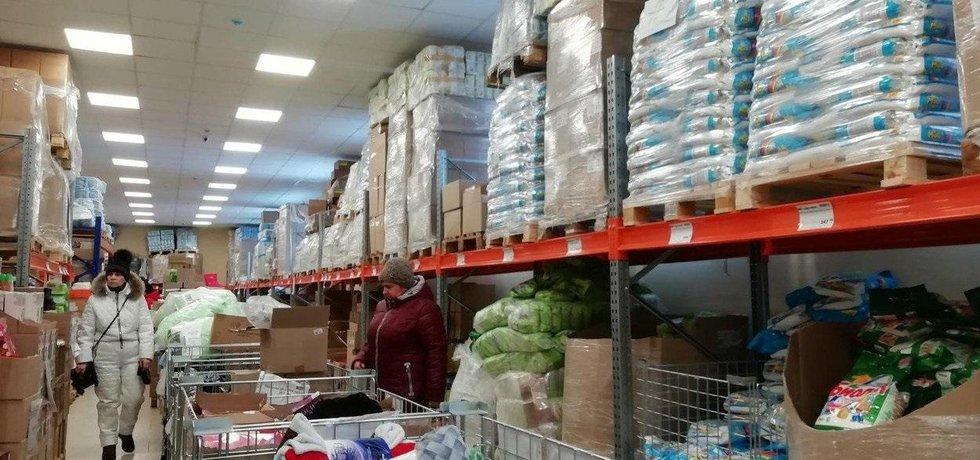 Obchod v oblasti Uralu, ilustrační foto