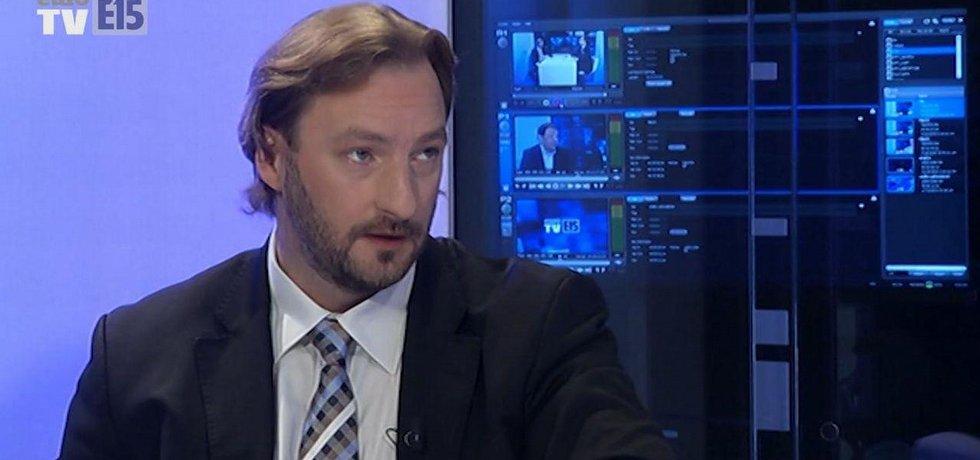 David Krajíček v Euro E15 TV