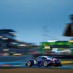 Vítěz první kvalifikace v kategorii GTE Pro:  Porsche 911 RSR