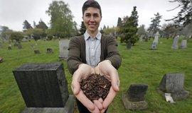 Přirozené, bezpečné, udržitelné. Stát Washington povolil kompostování lidských pozůstatků
