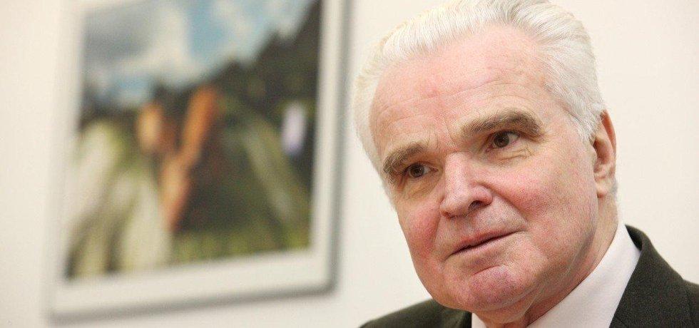 Zdeněk Častorál (foto z roku 2009)