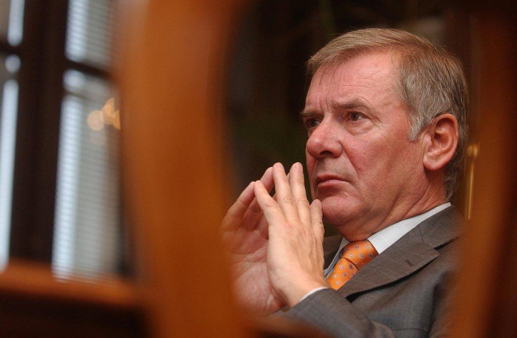 Bývalý šéf Škody Auto Vratislav Kulhánek, nyní jednatel firmy Industrial Advisors usiluje o prezidentskou funkci
