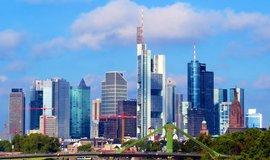 Frankfurt, Německo