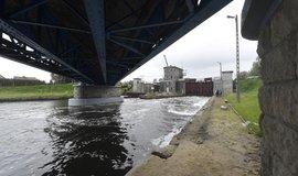 Řeka Odra, ilustrační foto