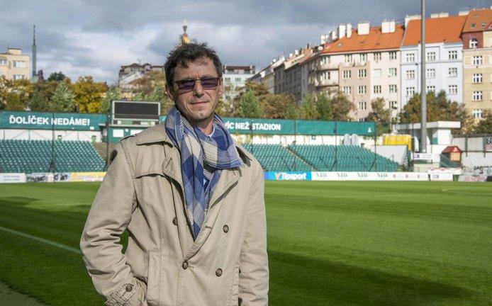 Zástupce starosty Prahy 10 Tomáš Pek (TOP 09)