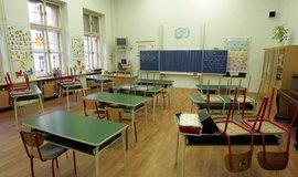 Učebna ve škole - ilustrační foto